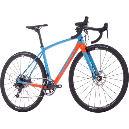 Ridley X-Trail Carbon Force 1 Complete Bike - 2018