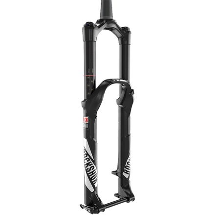 RockShox Pike RCT3 Dual Position Air 160 Fork - 27.5in - 2017