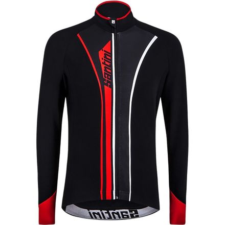 Santini Vega AcquaZero Jersey - Long Sleeve - Men's