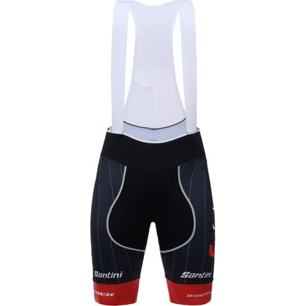 Santini Trek-Segafredo Pro Team Bib Short - Men's