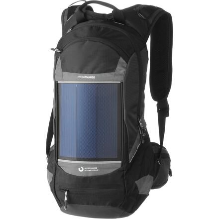 SciCon Hydracharge Hydrapack Solar Backpack