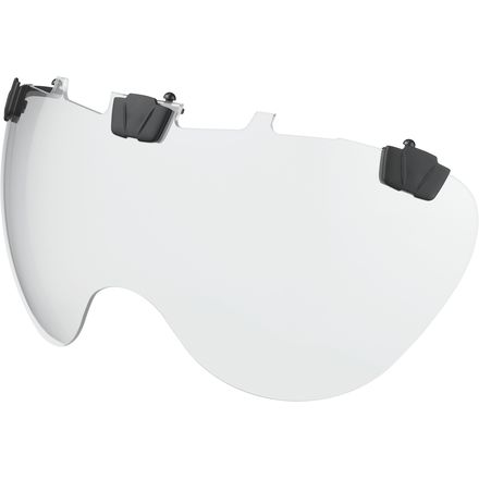 Scott Split Shield Optics