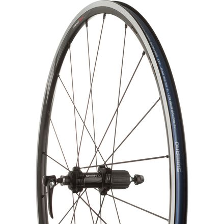 Shimano RS21 Wheelset - Clincher