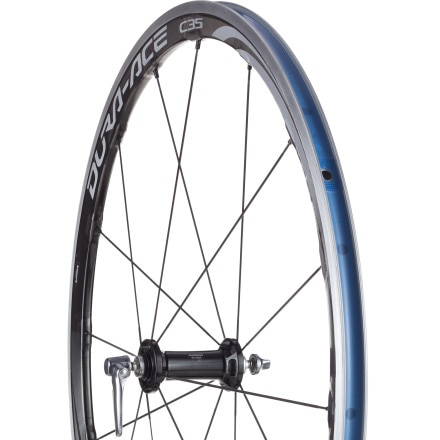 Shimano C35 Carbon Road Wheelset - Clincher