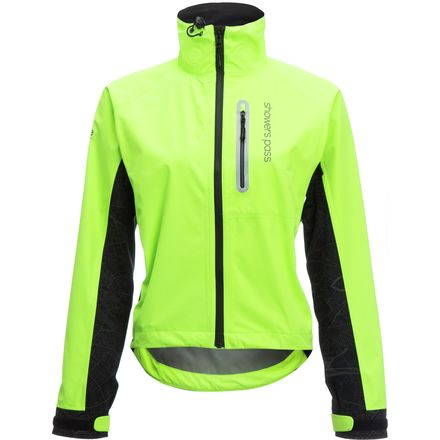Showers Pass Hi Vis Elite Jacket - Women's