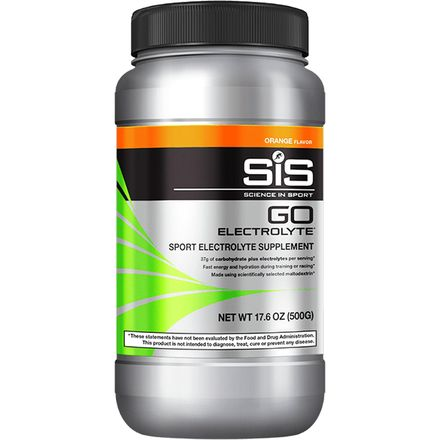 Science in Sport GO Electrolyte Drink Mix