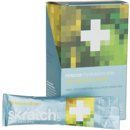 Skratch Labs Rescue Hydration Mix