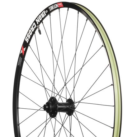 Stan's NoTubes Iron Cross Comp Road Wheelset - Bike Build