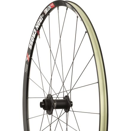 Stan's NoTubes Iron Cross Pro Disc Brake Wheelset - Bike Build