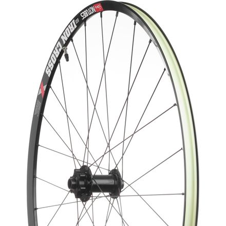 Stan's NoTubes Iron Cross Team Disc Brake Wheelset - Bike Build