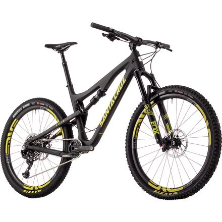 Santa Cruz Bicycles 5010 2.0 Carbon CC X01 Eagle ENVE Complete Mountain Bike - 2017