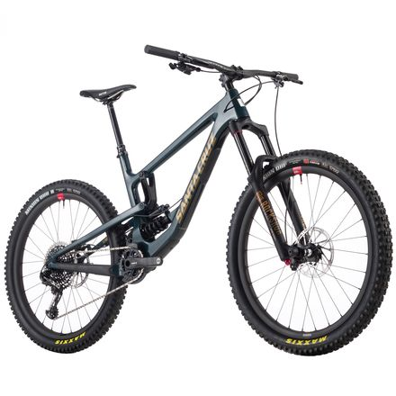 Santa Cruz Bicycles Nomad Carbon CC X01 Reserve RCT Coil Complete Mountain Bike - 2018