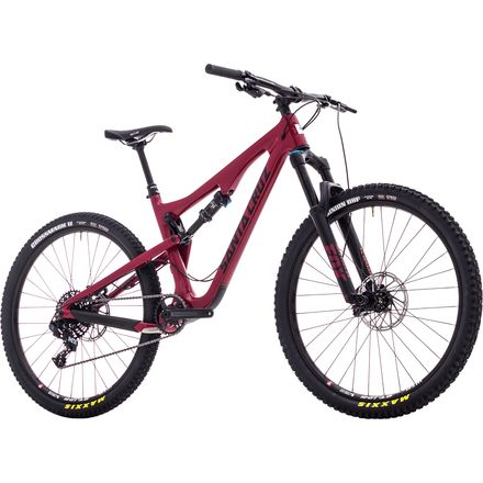 Santa Cruz Bicycles 5010 2.1 Carbon R Complete Mountain Bike - 2018