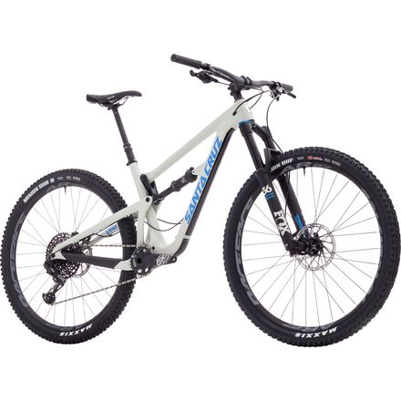 Santa Cruz Bicycles Hightower Carbon 29 S Complete Mountain Bike - 2018