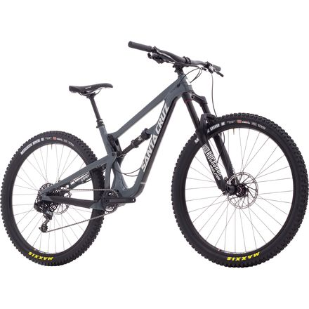 Santa Cruz Bicycles Hightower LT Carbon 29 R Complete Mountain Bike - 2018