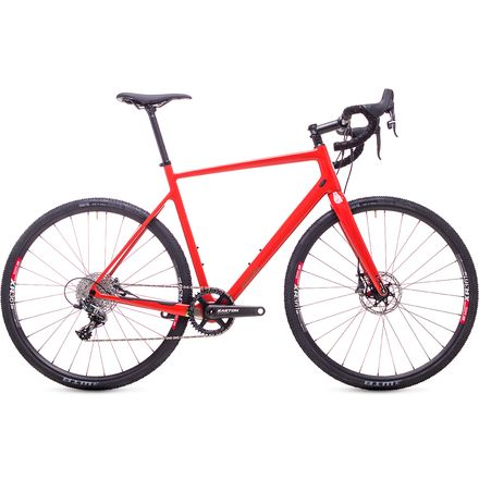 Santa Cruz Bicycles Stigmata Carbon CC CX1 Complete Cyclocross Bike - 2018