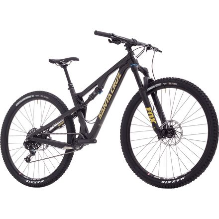 Santa Cruz Bicycles Tallboy Carbon 29 R Complete Mountain Bike - 2018