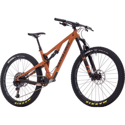 Santa Cruz Bicycles Tallboy Carbon 27.5+ S Complete Mountain Bike - 2018