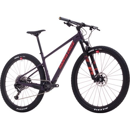 Santa Cruz Bicycles Highball Carbon CC X01 Eagle Reserve Complete Mountain Bike - 2018