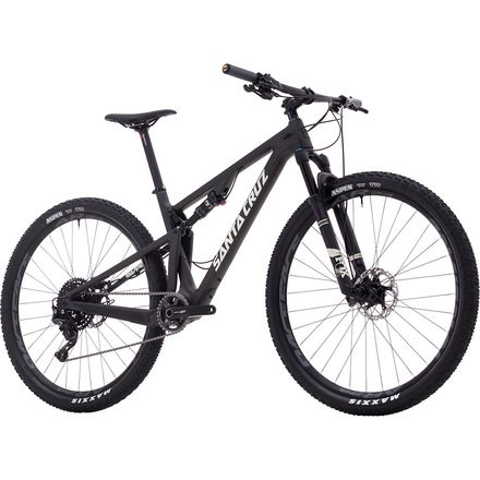 Santa Cruz Bicycles Blur Carbon XE Complete Mountain Bike