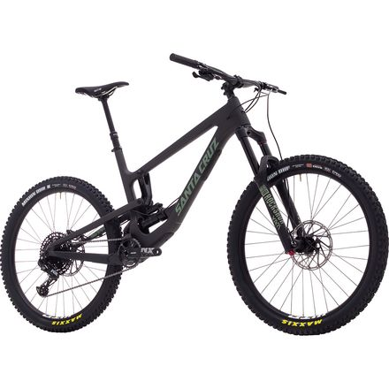 Santa Cruz Bicycles Nomad Carbon R Complete Mountain Bike