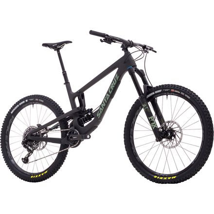 Santa Cruz Bicycles Nomad Carbon CC X01 Eagle RCT Coil Complete Mountain Bike