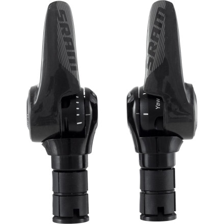 SRAM R2C 22-Speed Carbon TT Shifter Set