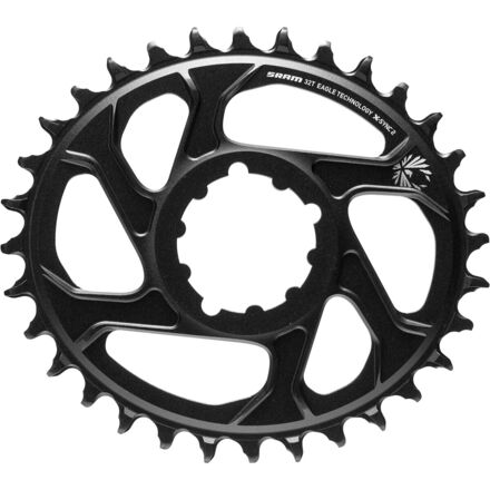 SRAM X-Sync 2 Eagle 12-Speed Direct Mount Oval Chainring - Boost