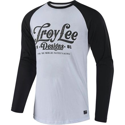 Troy Lee Designs Spiked Long-Sleeve T-Shirt - Men's