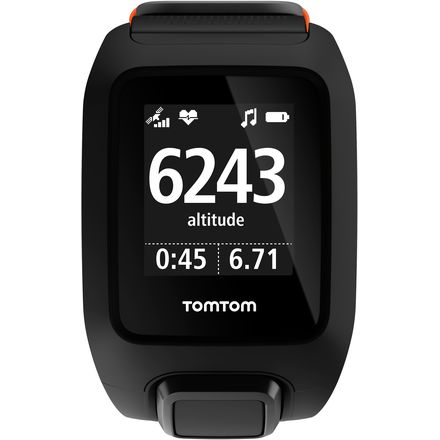 TomTom Adventurer Cardio+Music