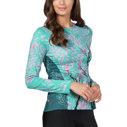 Terry Bicycles Soleil Long-Sleeve Jersey - Women's