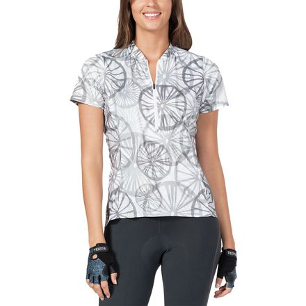 Terry Bicycles Breakaway Mesh Short-Sleeve Jersey - Women's