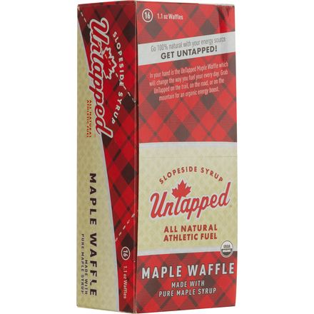 UnTapped Organic Maple Waffles