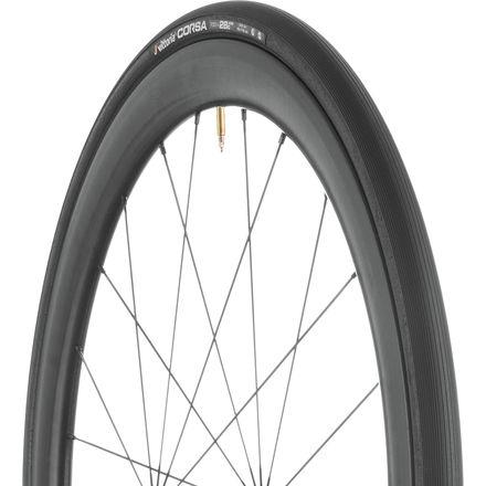 Vittoria Corsa Control G Graphene 700x25C Clincher Bike 4C Open Tire Full Black