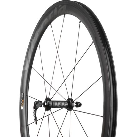Vittoria Qurano 46c Carbon Road Wheelset - Tubeless