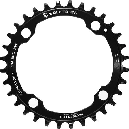 Wolf Tooth Components Drop Stop Chainring