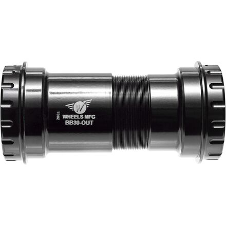 Wheels Mfg BB30 to Shimano Bottom Bracket with ABEC-3 Bearings