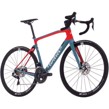 Wilier Cento10NDR Disc Ultegra 8070 Di2 Complete Road Bike - 2018