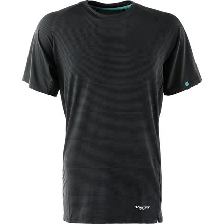 Yeti Cycles Turq Air Short-Sleeve Jersey - Men's