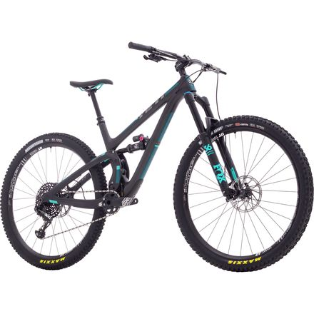 Yeti Cycles SB5.5 Carbon GX Eagle Complete Mountain Bike - 2018