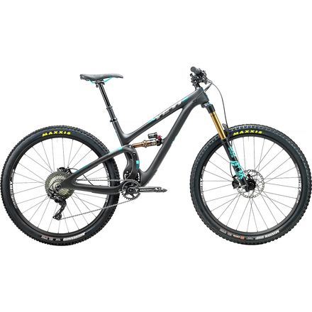 Yeti Cycles SB5.5 Turq XT Complete Mountain Bike - 2018