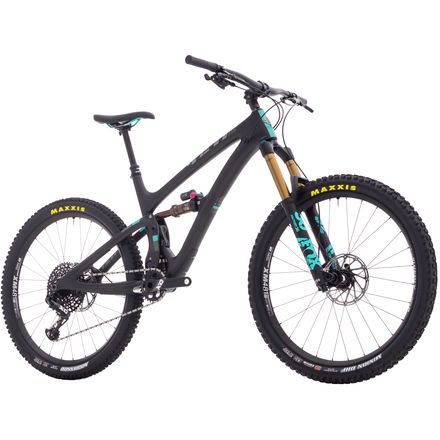 Yeti Cycles SB6 Turq X01 Eagle Complete Mountain Bike - 2018