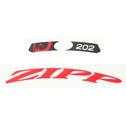 Zipp Decal Set for 202