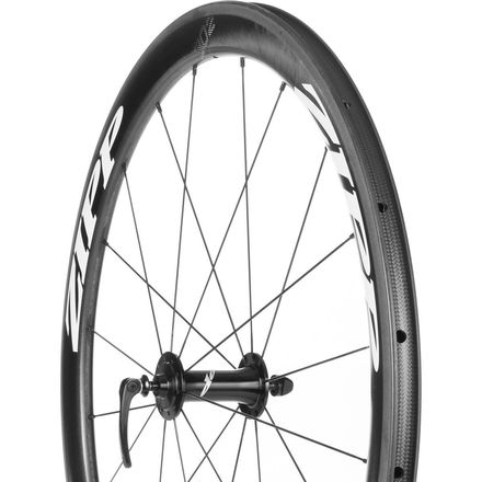 Zipp 302 Carbon Clincher Road Wheelset - Bike Build