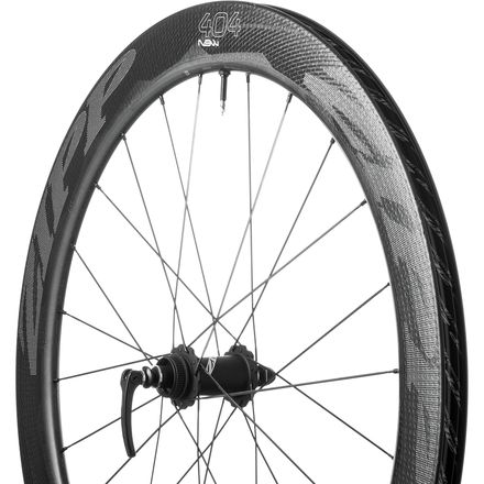 Zipp 404 NSW Carbon Disc Brake Road Wheel - Tubeless