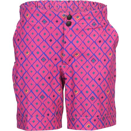 ZOIC Rippette Print Short - Girls'