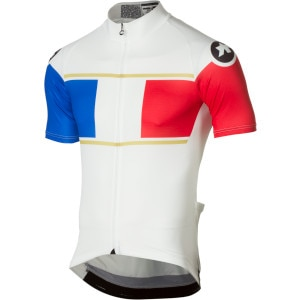 Assos SS.neoPro France Jersey - Short-Sleeve - Men's