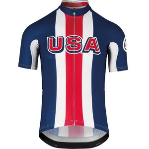 Assos SS.jersey USA Cycling Jersey - Men's