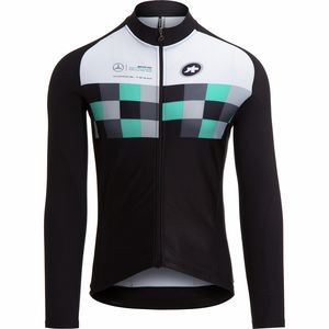 Assos LS.works_teamJersey_evo8 - Men's