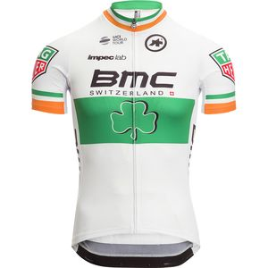 Assos BMC Ireland Champion Short-Sleeve Jersey - Men's